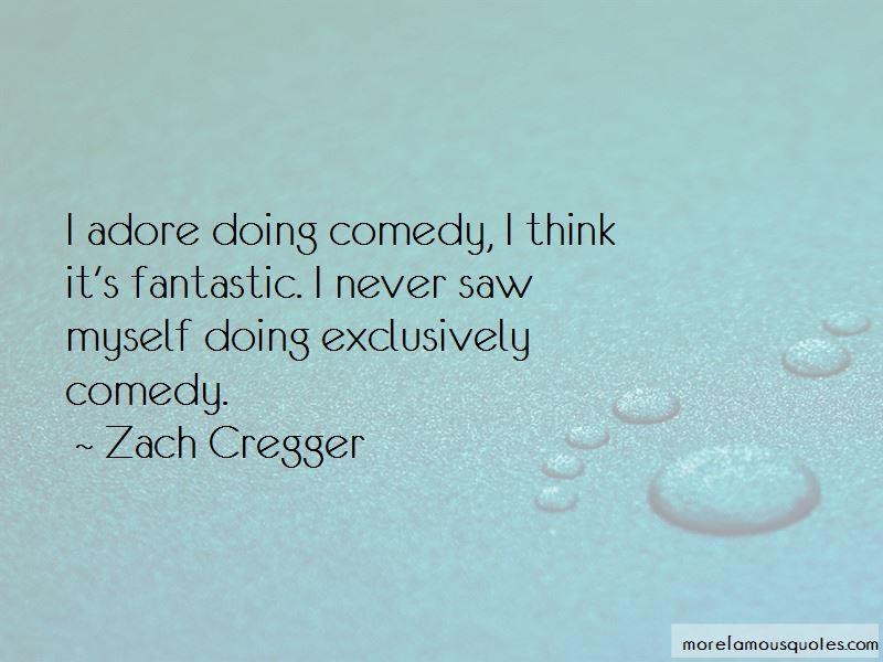 Zach Cregger Quotes Pictures 3