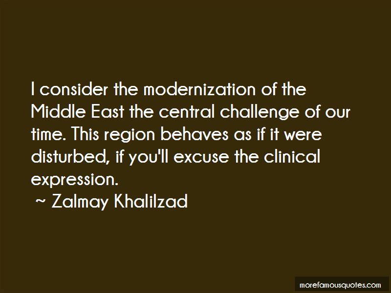 Zalmay Khalilzad Quotes Pictures 3
