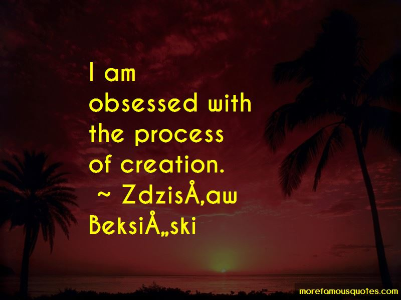 Zdzislaw Beksinski Quotes Pictures 2