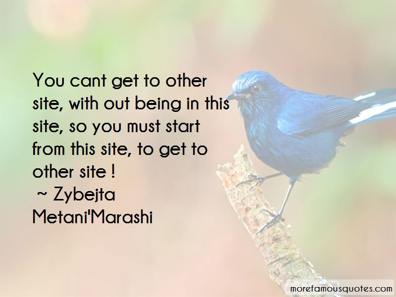 Zybejta Metani'Marashi Quotes Pictures 3
