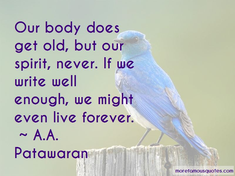 A.A. Patawaran Quotes Pictures 4