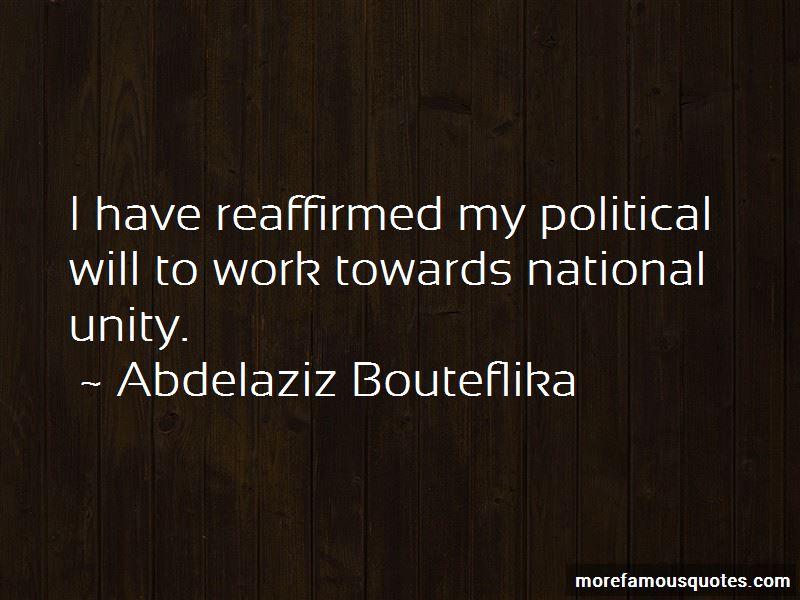 Abdelaziz Bouteflika Quotes Pictures 3