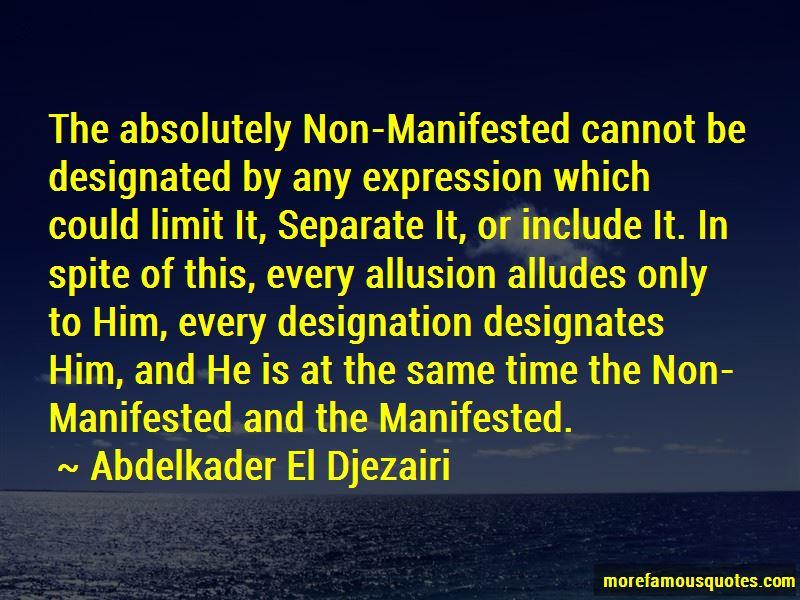 Abdelkader El Djezairi Quotes Pictures 2