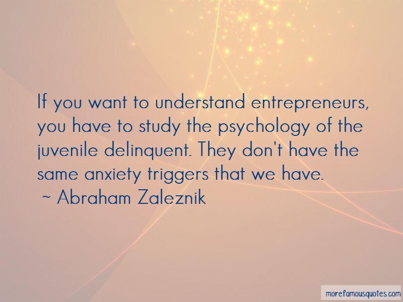 Abraham Zaleznik Quotes Pictures 2