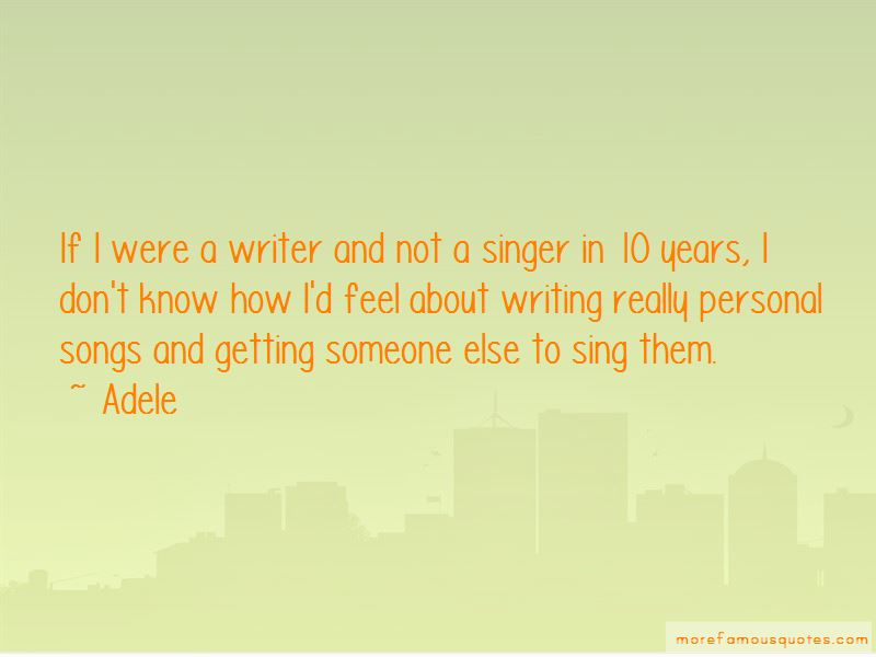Adele Quotes Pictures 3