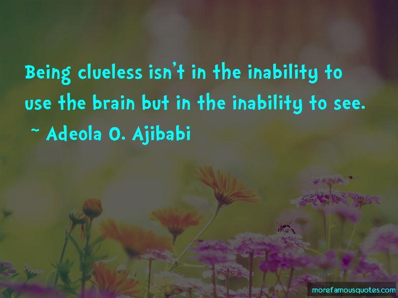 Adeola O. Ajibabi Quotes Pictures 2