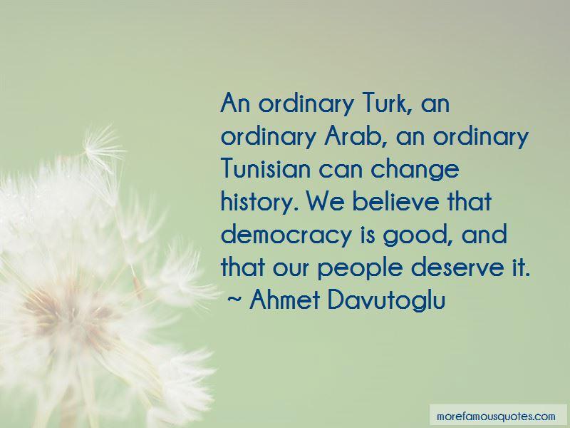 Ahmet Davutoglu Quotes Pictures 4