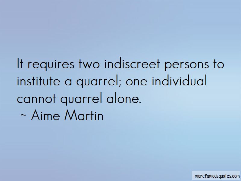 Aime Martin Quotes Pictures 2
