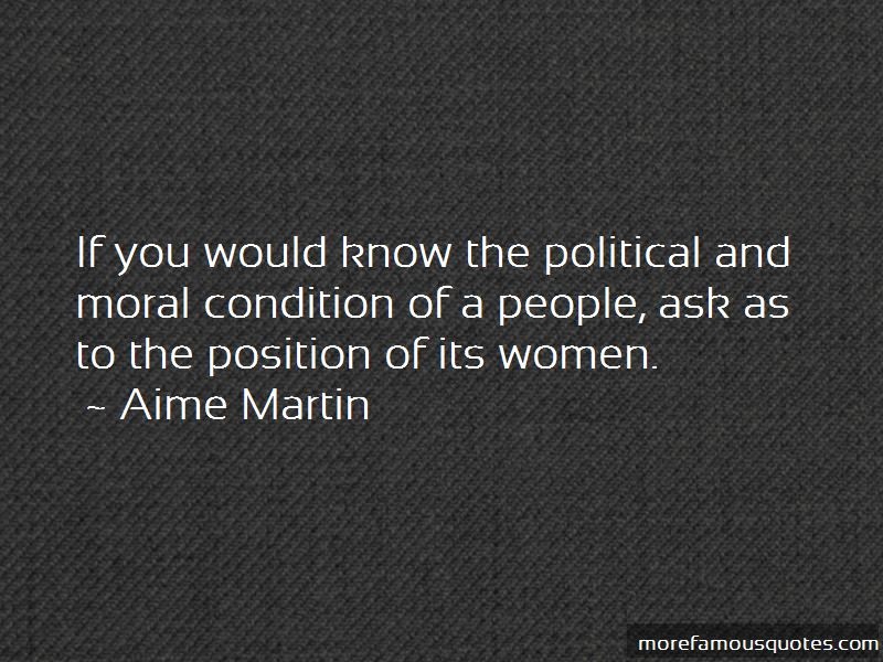 Aime Martin Quotes Pictures 3