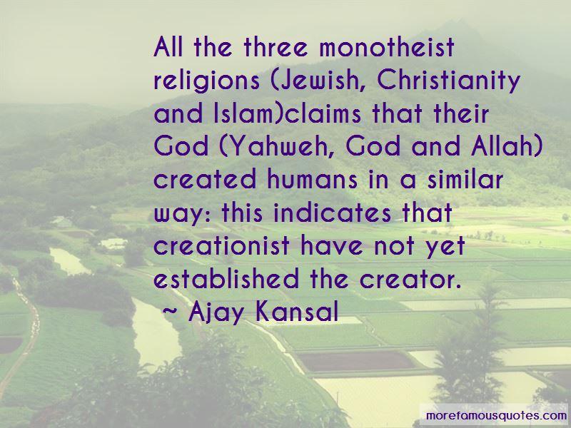 Ajay Kansal Quotes
