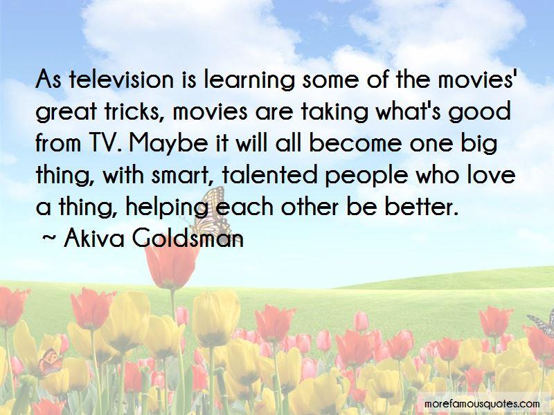 Akiva Goldsman Quotes Pictures 3