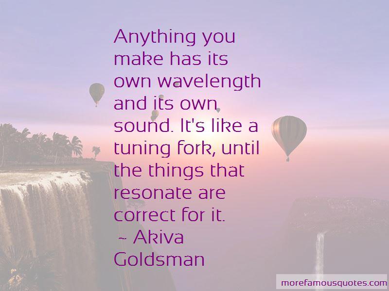 Akiva Goldsman Quotes Pictures 4