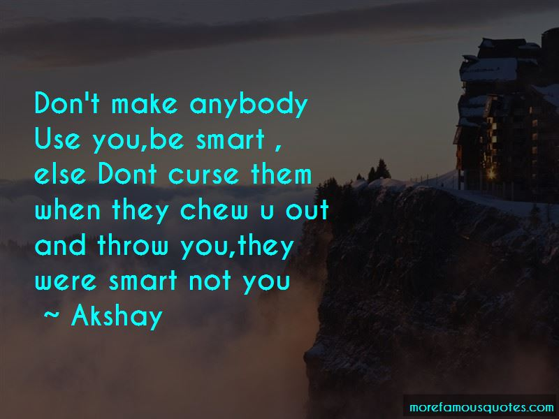 Akshay Quotes
