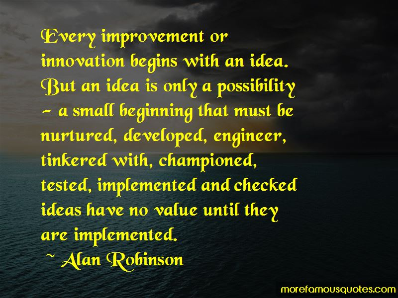 Alan Robinson Quotes Pictures 3
