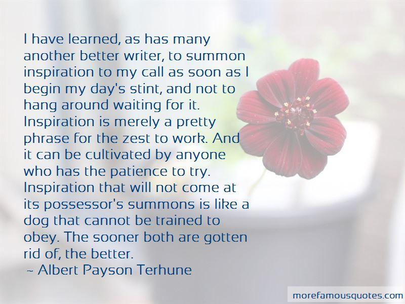 Albert Payson Terhune Quotes Pictures 4