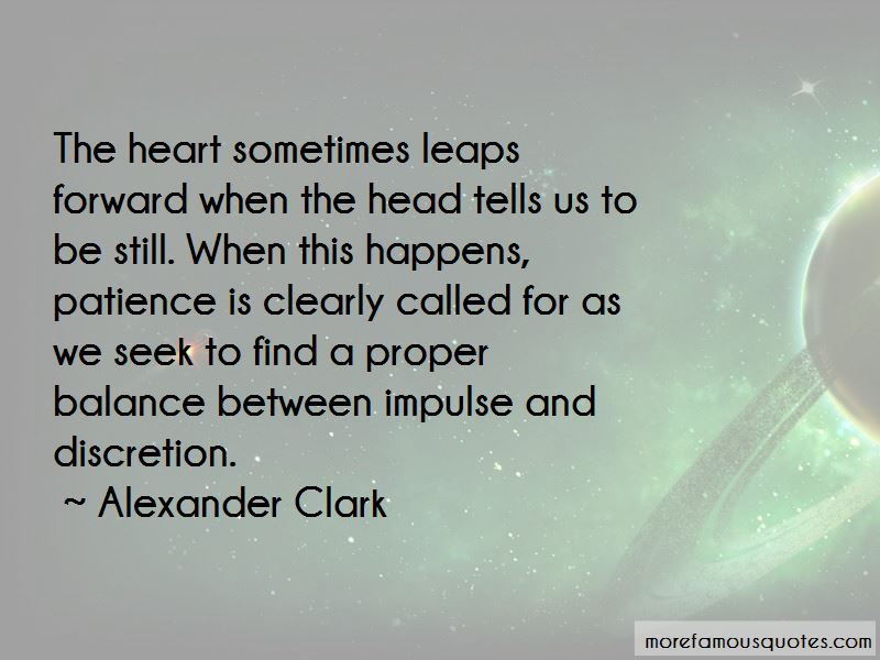 Alexander Clark Quotes Pictures 2