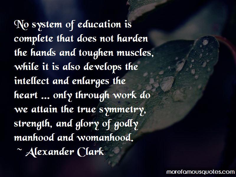 Alexander Clark Quotes