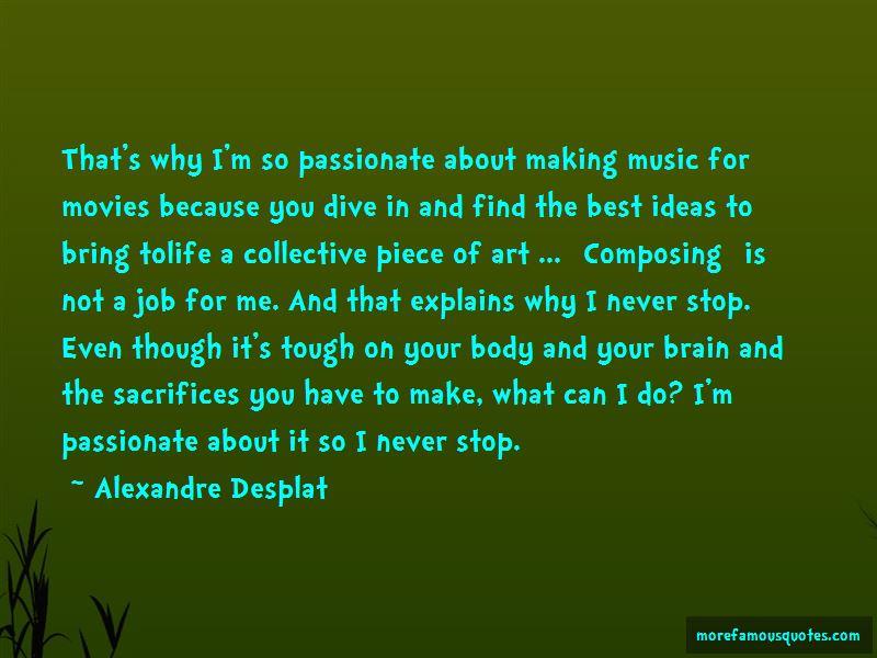 Alexandre Desplat Quotes Pictures 2