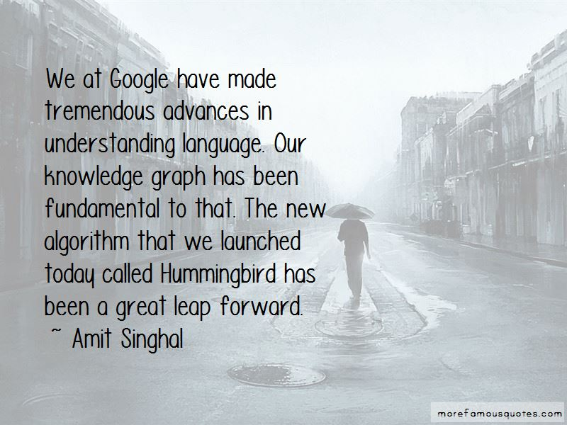 Amit Singhal Quotes Pictures 2