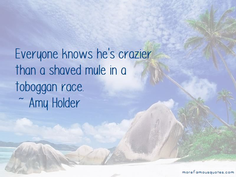 Amy Holder Quotes Pictures 2