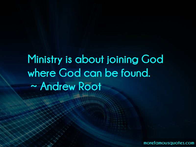 Andrew Root Quotes Pictures 4