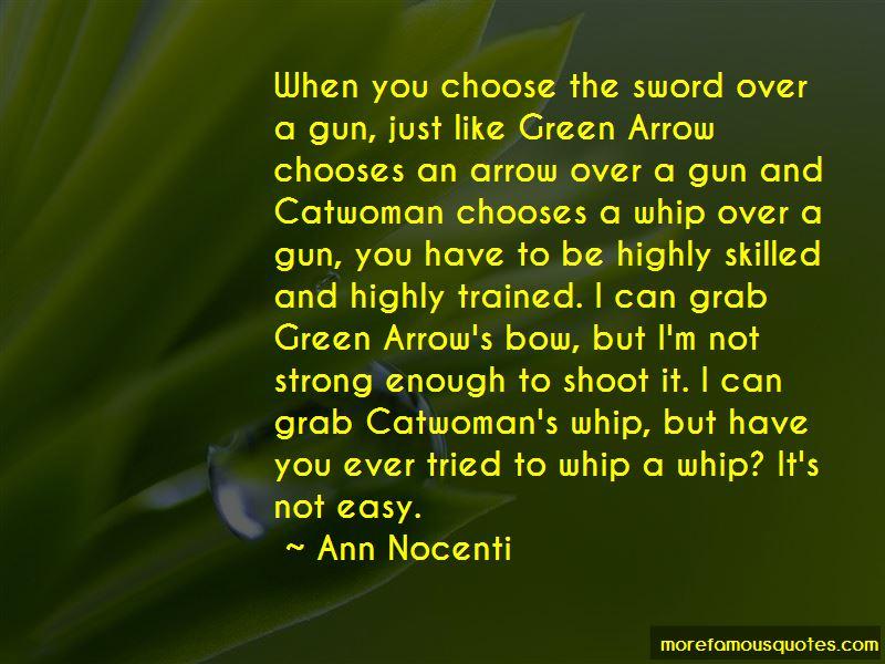 Ann Nocenti Quotes Pictures 2