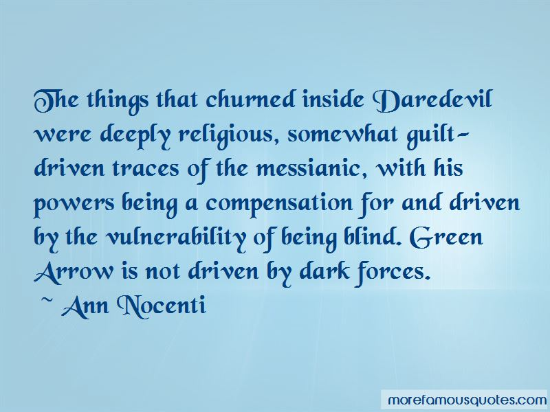 Ann Nocenti Quotes Pictures 4