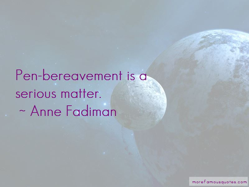Anne Fadiman Quotes Pictures 2