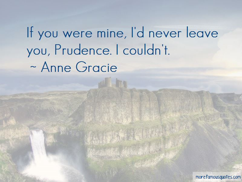 Anne Gracie Quotes Pictures 3