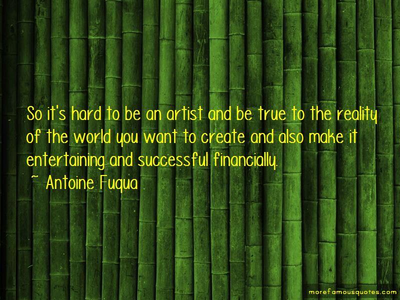 Antoine Fuqua Quotes Pictures 2