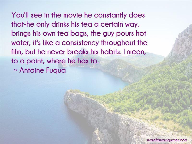 Antoine Fuqua Quotes Pictures 4