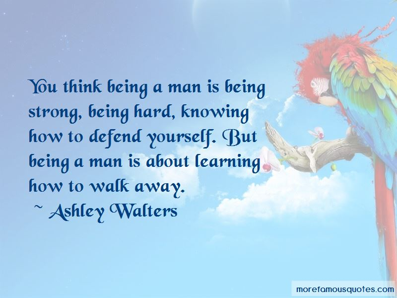 Ashley Walters Quotes Pictures 3