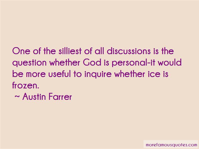 Austin Farrer Quotes Pictures 3