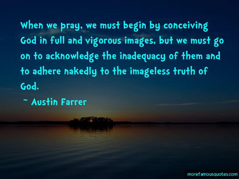 Austin Farrer Quotes Pictures 4