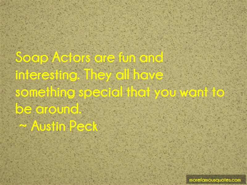 Austin Peck Quotes Pictures 2