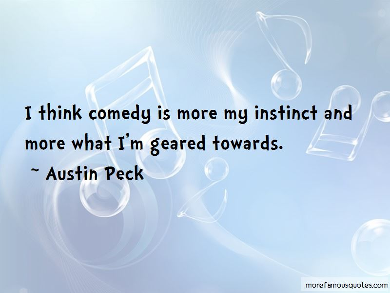 Austin Peck Quotes Pictures 4