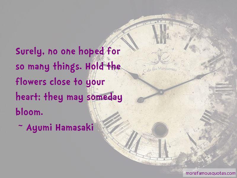 Ayumi Hamasaki Quotes Pictures 2