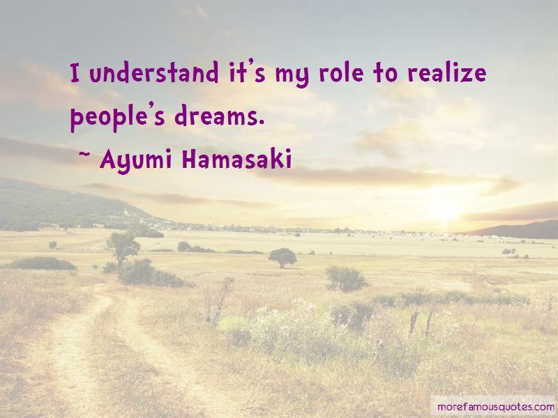 Ayumi Hamasaki Quotes Pictures 4