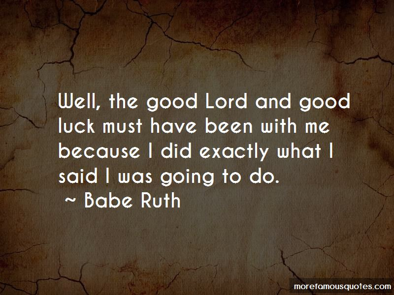 Babe Ruth Quotes Pictures 2