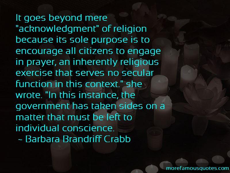 Barbara Brandriff Crabb Quotes Pictures 3