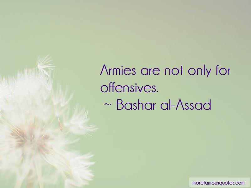 Bashar Al-Assad Quotes Pictures 2