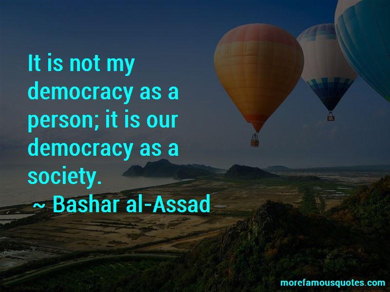 Bashar Al-Assad Quotes Pictures 4