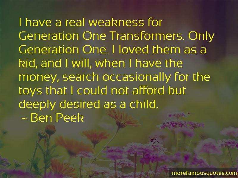Ben Peek Quotes Pictures 2