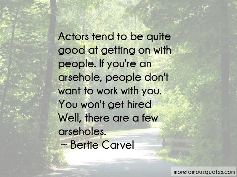 Bertie Carvel Quotes Pictures 2