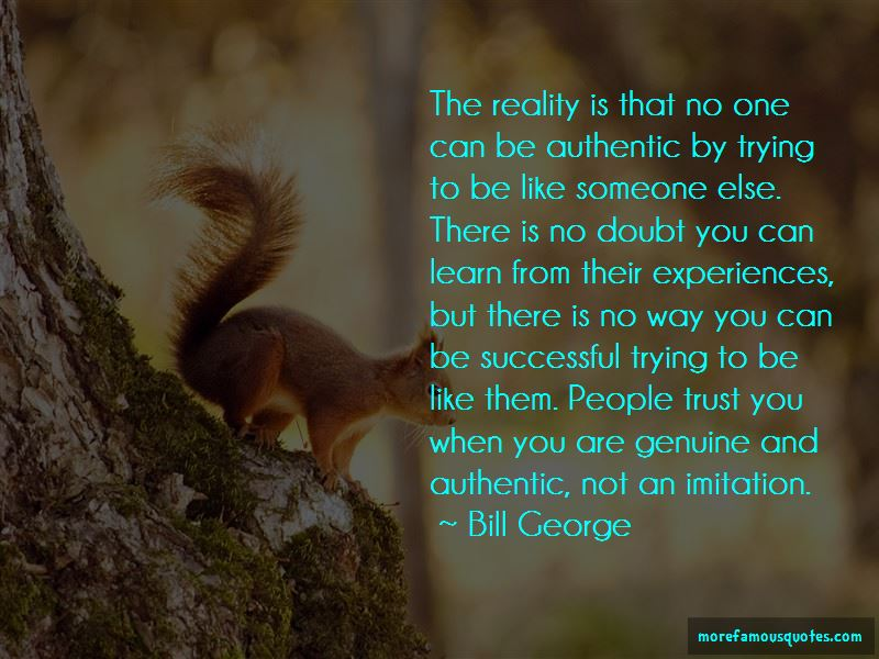 Bill George Quotes Pictures 4