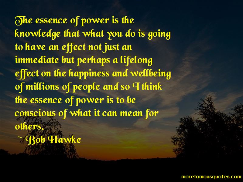 Bob Hawke Quotes