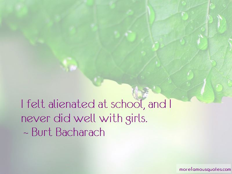 Burt Bacharach Quotes Pictures 2