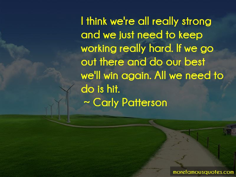 Carly Patterson Quotes Pictures 2