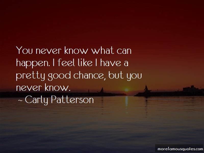 Carly Patterson Quotes Pictures 3