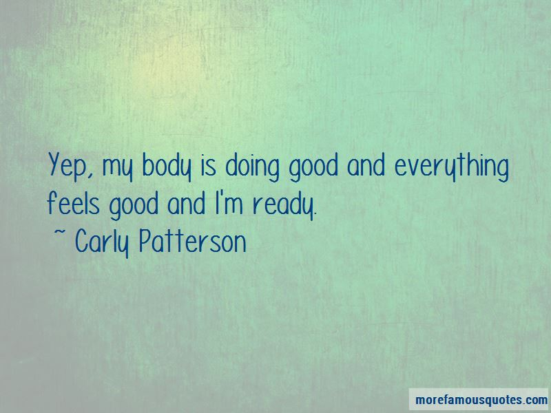 Carly Patterson Quotes Pictures 4